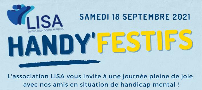 Évènement LISA Handicap 2021